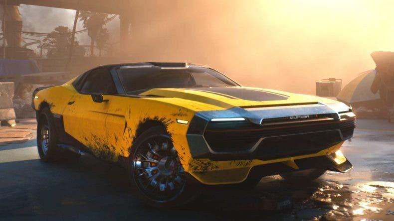 CD Projekt muestra los vehículos de Cyberpunk 2077