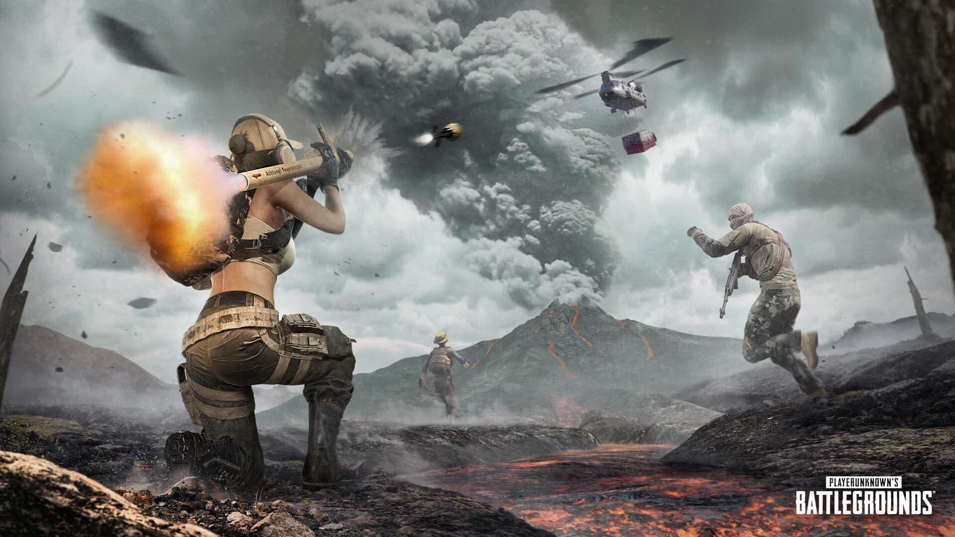 PUBG se podrá jugar a 60 fps en Xbox One X