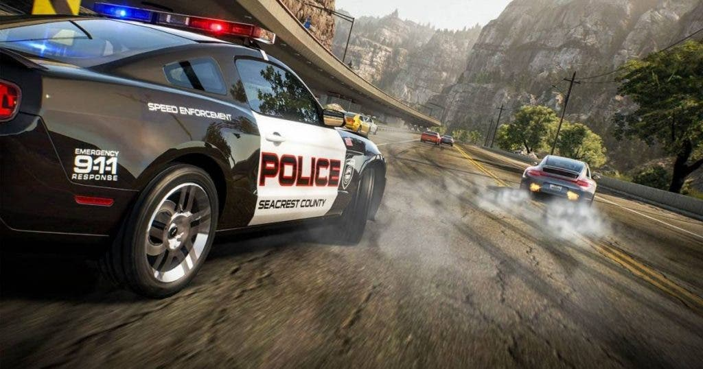 Need for Speed Hot Pursuit Remastered en Xbox Series X y PS5