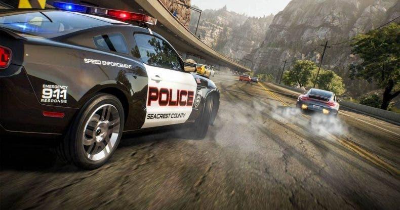 Comparan el Remastered de Need for Speed Hot Pursuit con el juego original