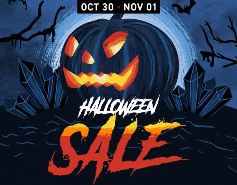 Celebra Halloween con las nuevas ofertas de Instant Gaming 1