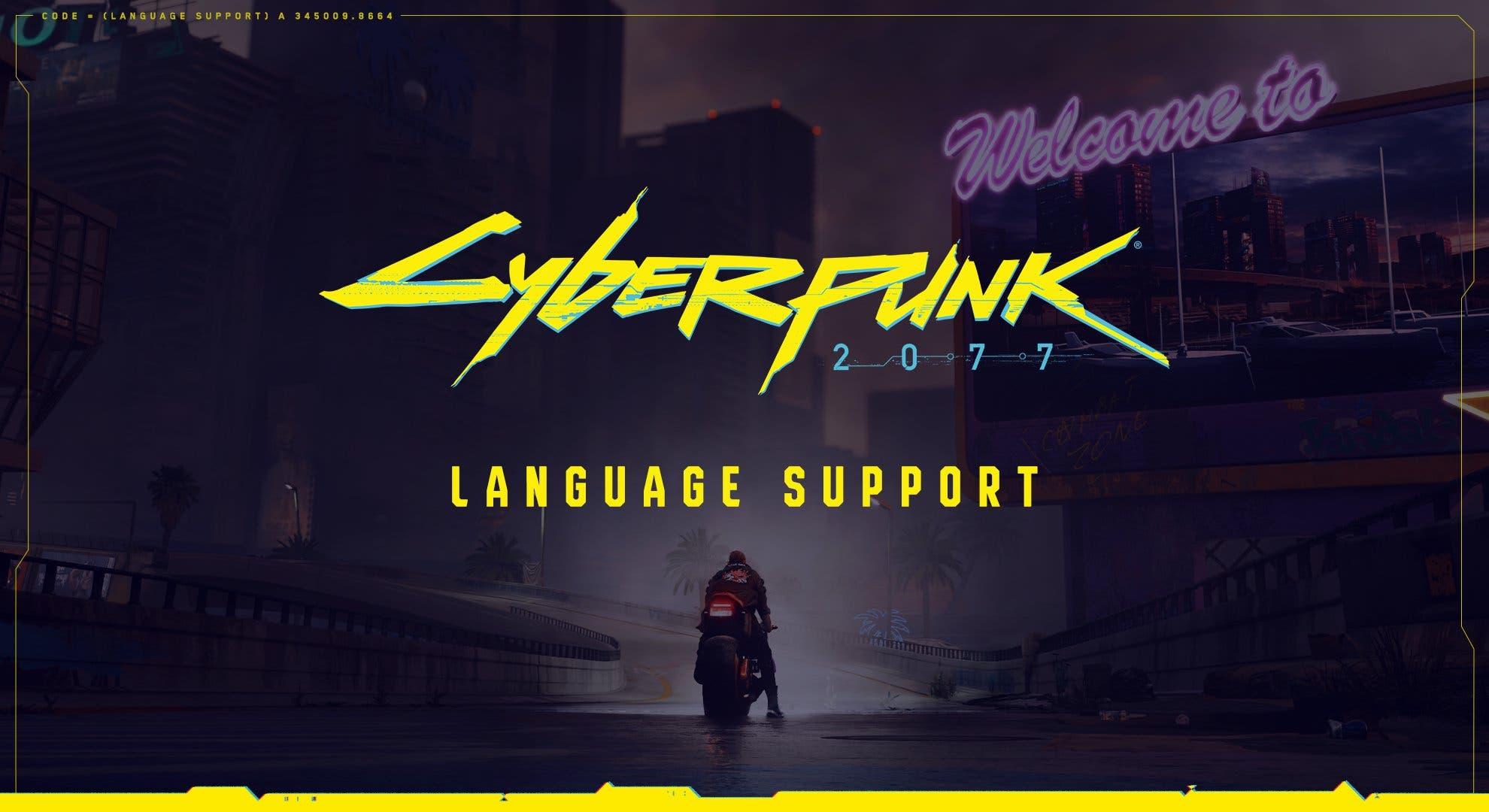 Cyberpunk 2077 llegará doblado en todos estos idiomas a Xbox