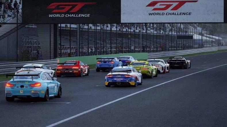 Llegan nuevos coches a Assetto Corsa Competizione con el Paquete GT4 1