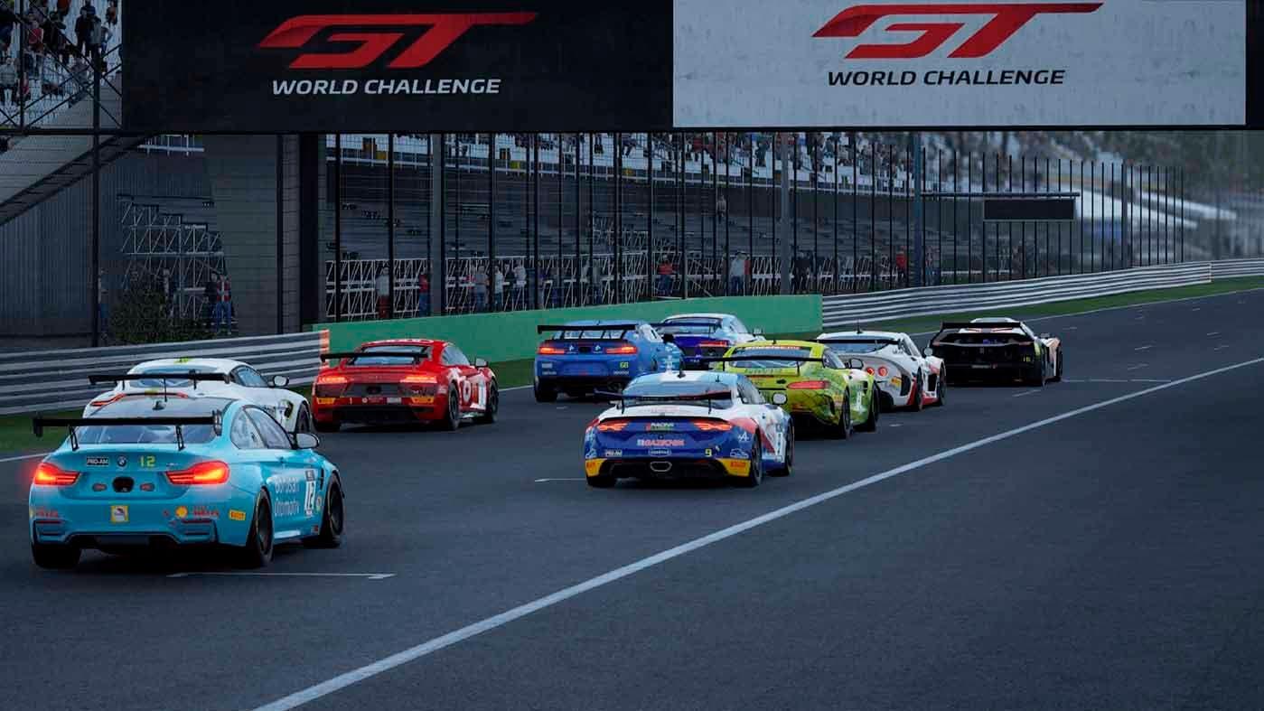 Llegan nuevos coches a Assetto Corsa Competizione con el Paquete GT4 2
