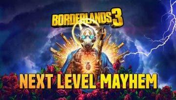 Borderlands 3 presenta el gameplay de su modo Carrera Armamentístitica 5