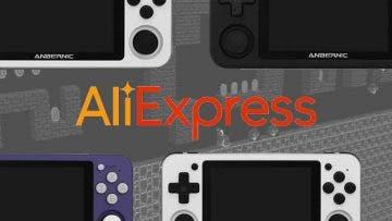7 consolas retro-portátiles de oferta en Aliexpress 19