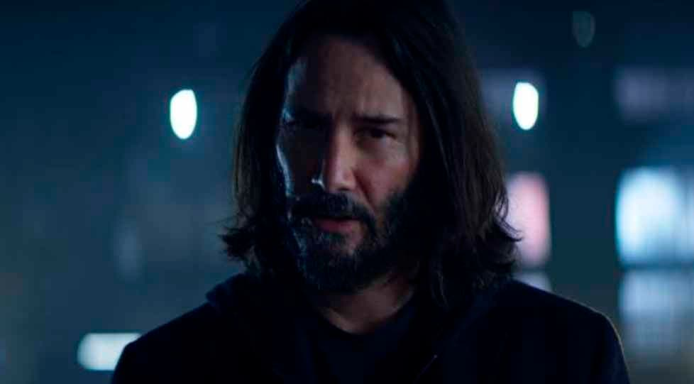 Keanu Reeves ha jugado a Cyberpunk 2077 y le ha encantado 9