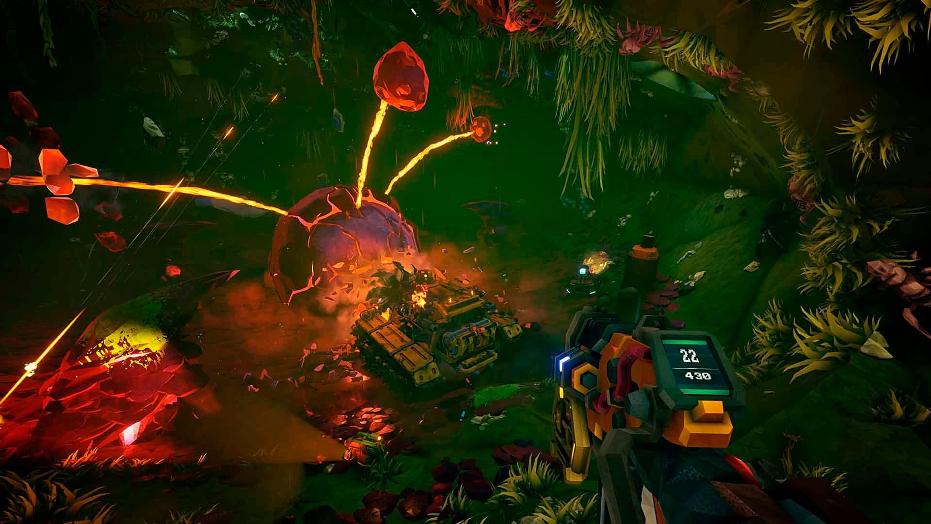 Deep Rock Galactic recibe nuevos tipos de misiones vía actualización, entre mucho más contenido 3