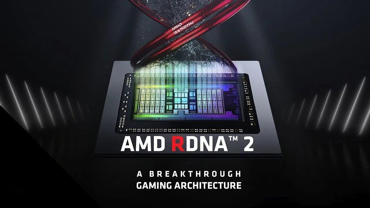 Detallado el funcionamiento del Raytracing de las GPU RDNA 2 de AMD 4