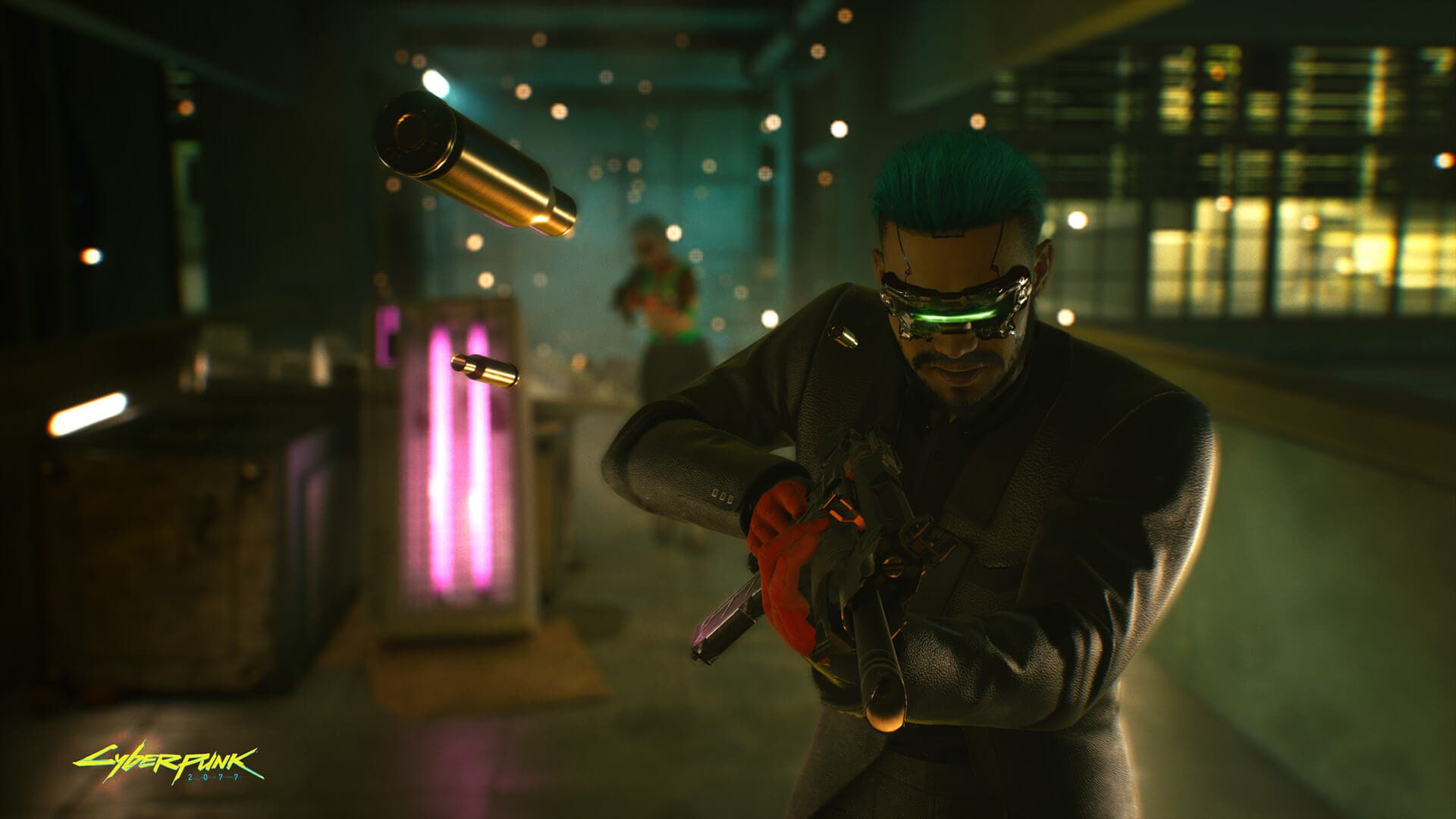 imágenes de Cyberpunk 2077