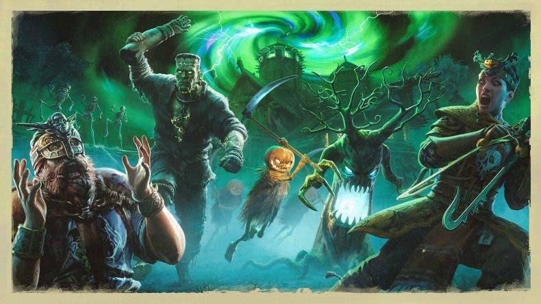 For Honor también se apunta a celebrar Halloween con un nuevo evento 1