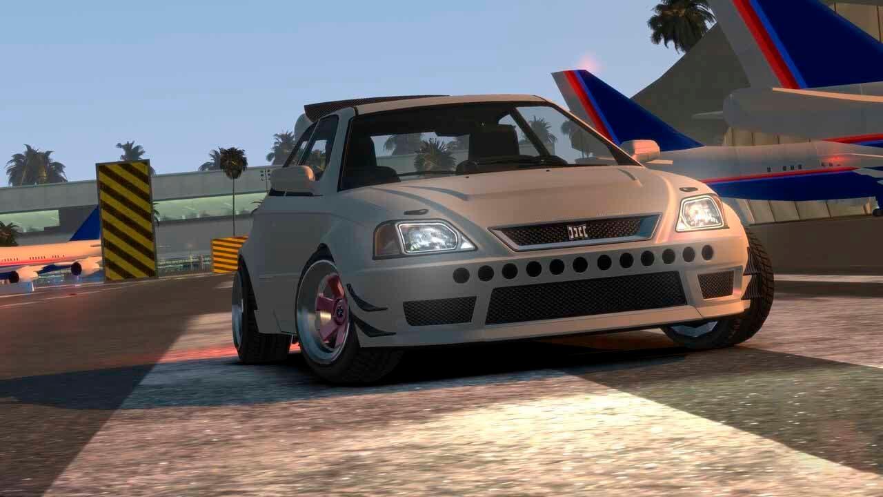 GTA Vice City luce espectacular gracias a un remaster creado por un fan 2