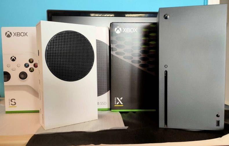 Unboxing de Xbox Series X y Xbox Series S