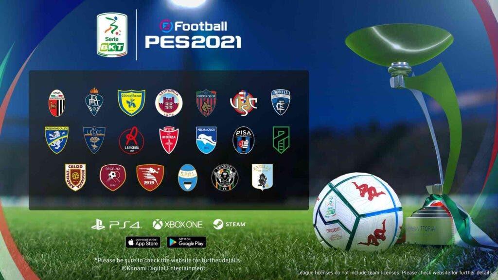 Beta abierta de PES 2022