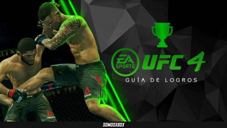 Guía de logros - EA Sports UFC 4 1