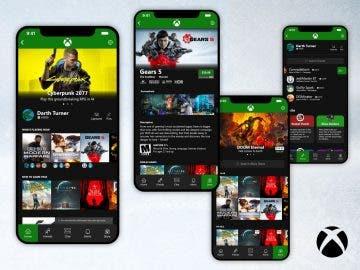 Microsoft actualizará la aplicación móvil de Xbox muy pronto 3