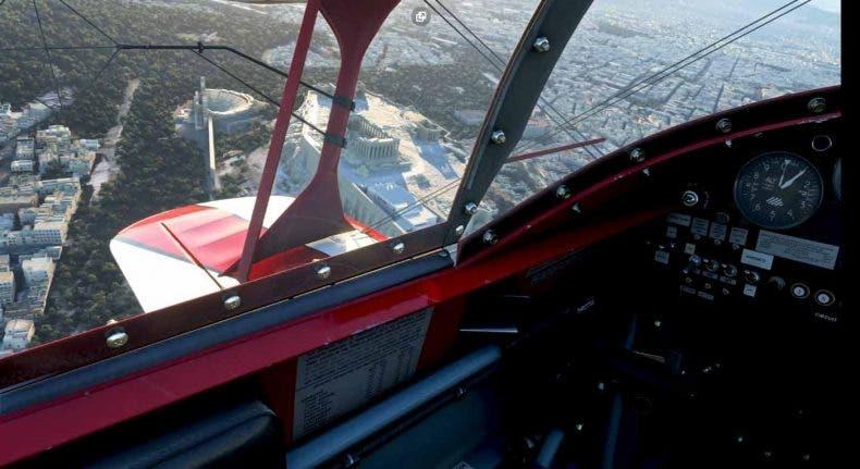 Sobrevolando Europa en el nuevo tráiler de Microsoft Flight Simulator 1