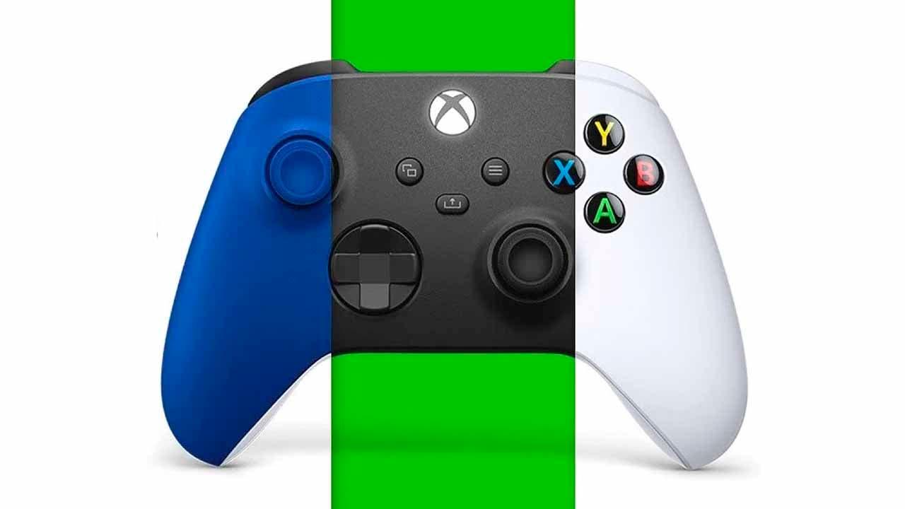Microsoft presenta el nuevo mando de Xbox con un unboxing 9