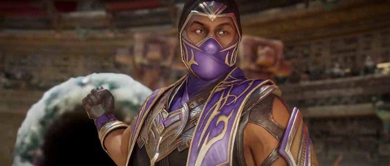Mortal Kombat 11 presenta a Rain en un nuevo gameplay 1