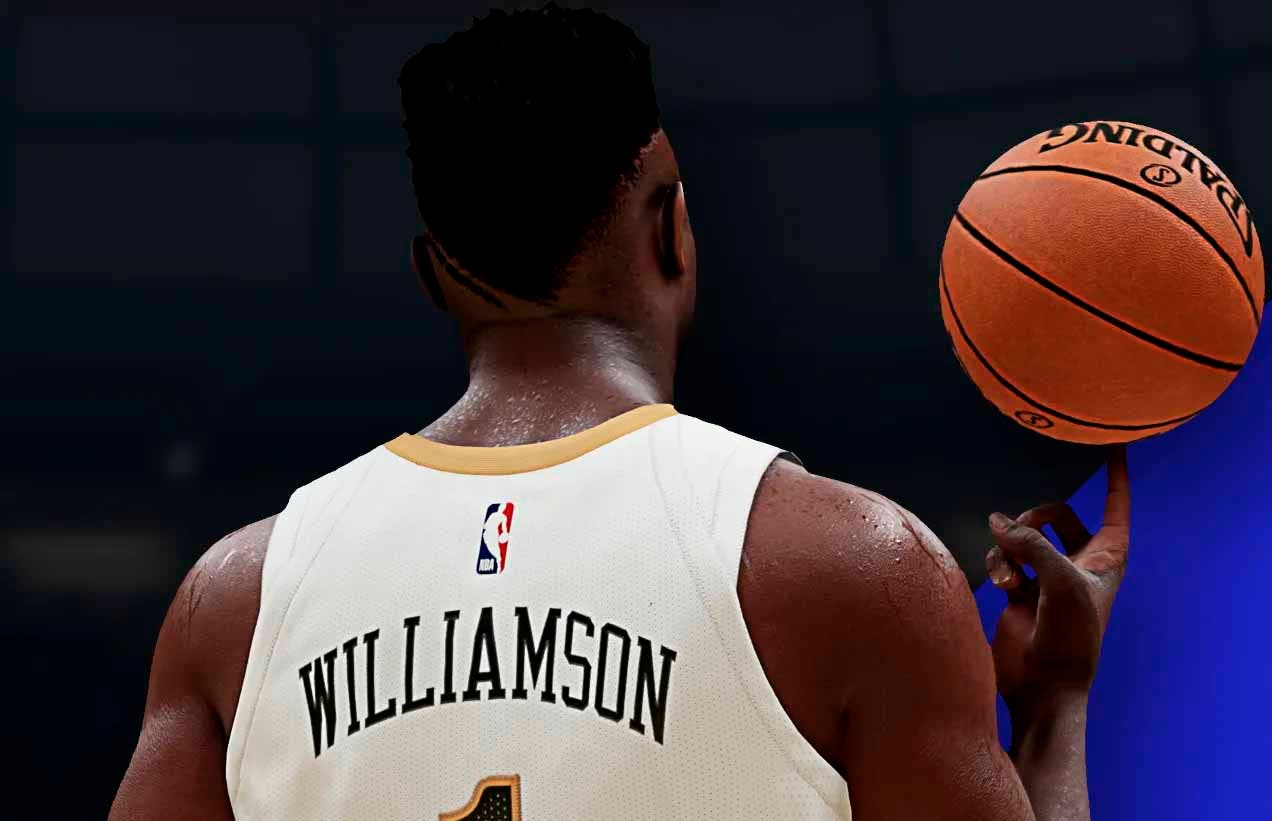 Primer gameplay next gen de NBA 2K21 5