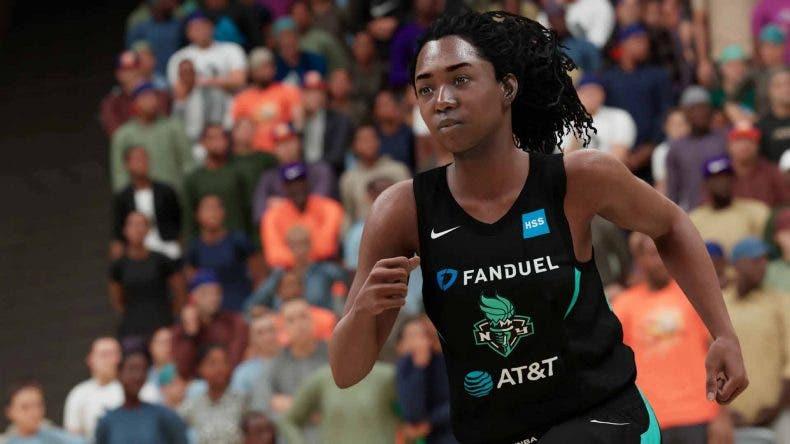 NBA 2K21 añade la WNBA a MyPlayer y otras opciones en la versión de nueva generación 1