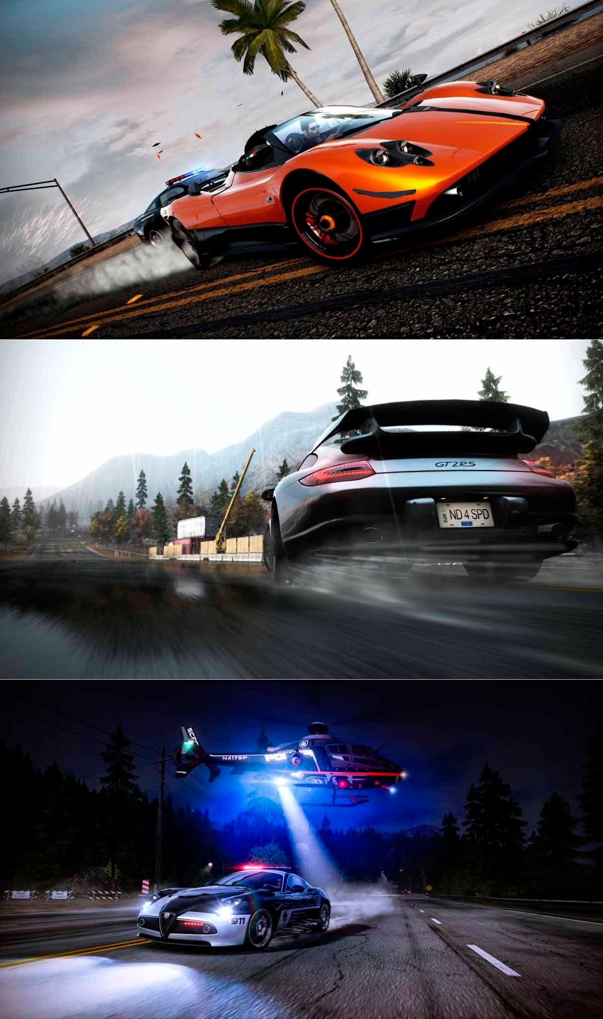 Filtrada gran cantidad de información de Need for Speed Hot Pursuit Remastered, incluyendo fecha de lanzamiento 2