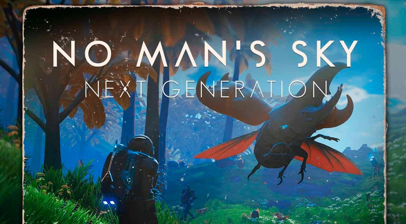 No Man's Sky detalla sus mejoras para Xbox Series X|S 2