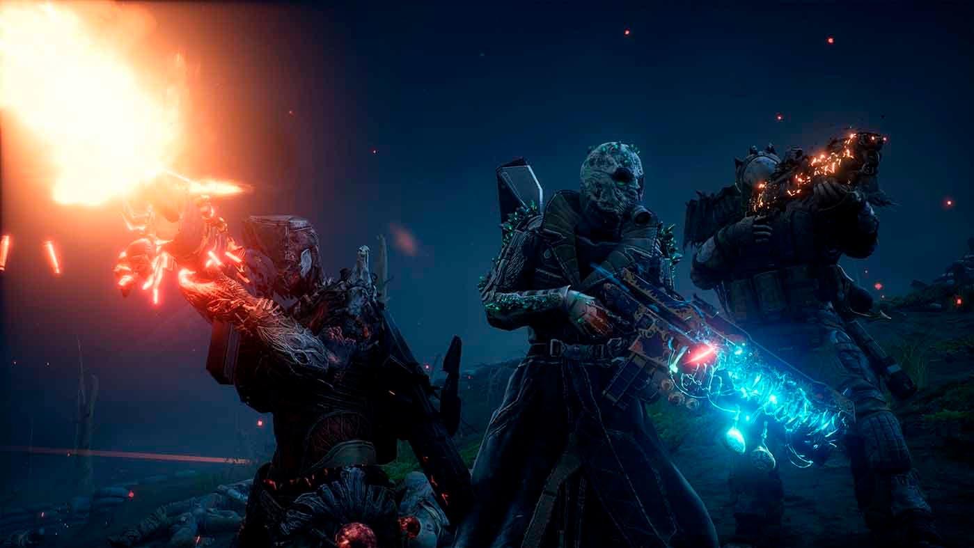Los insiders de Xbox pueden unirse a la beta de Outriders, disponible por tiempo limitado 2