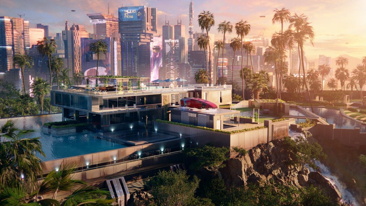 Keanu Reeves protagoniza el espectacular anuncio de Cyberpunk 2077