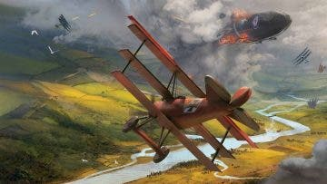 Análisis de Red Wings: Aces of the Sky - Xbox One 5