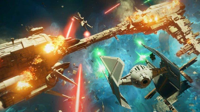 Analizan el rendimiento de Star Wars Squadrons en todas las consolas 1