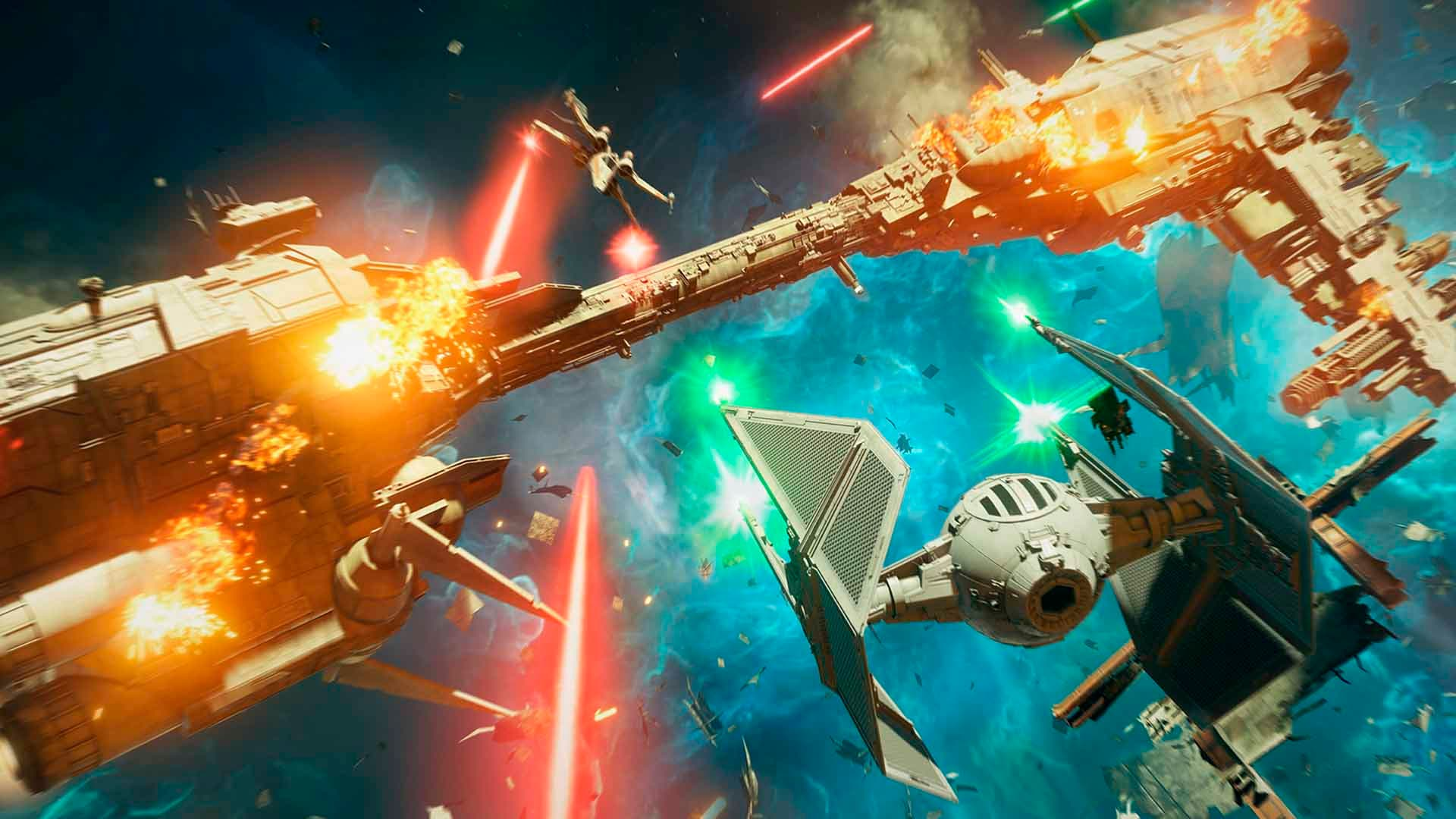 Confirmada la fecha de llegada de Star Wars Squadrons a EA Play y Xbox Game Pass Ultimate 1