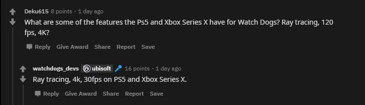 Watch Dogs Legion confirma Ray Tracing y 4K en Xbox Series X