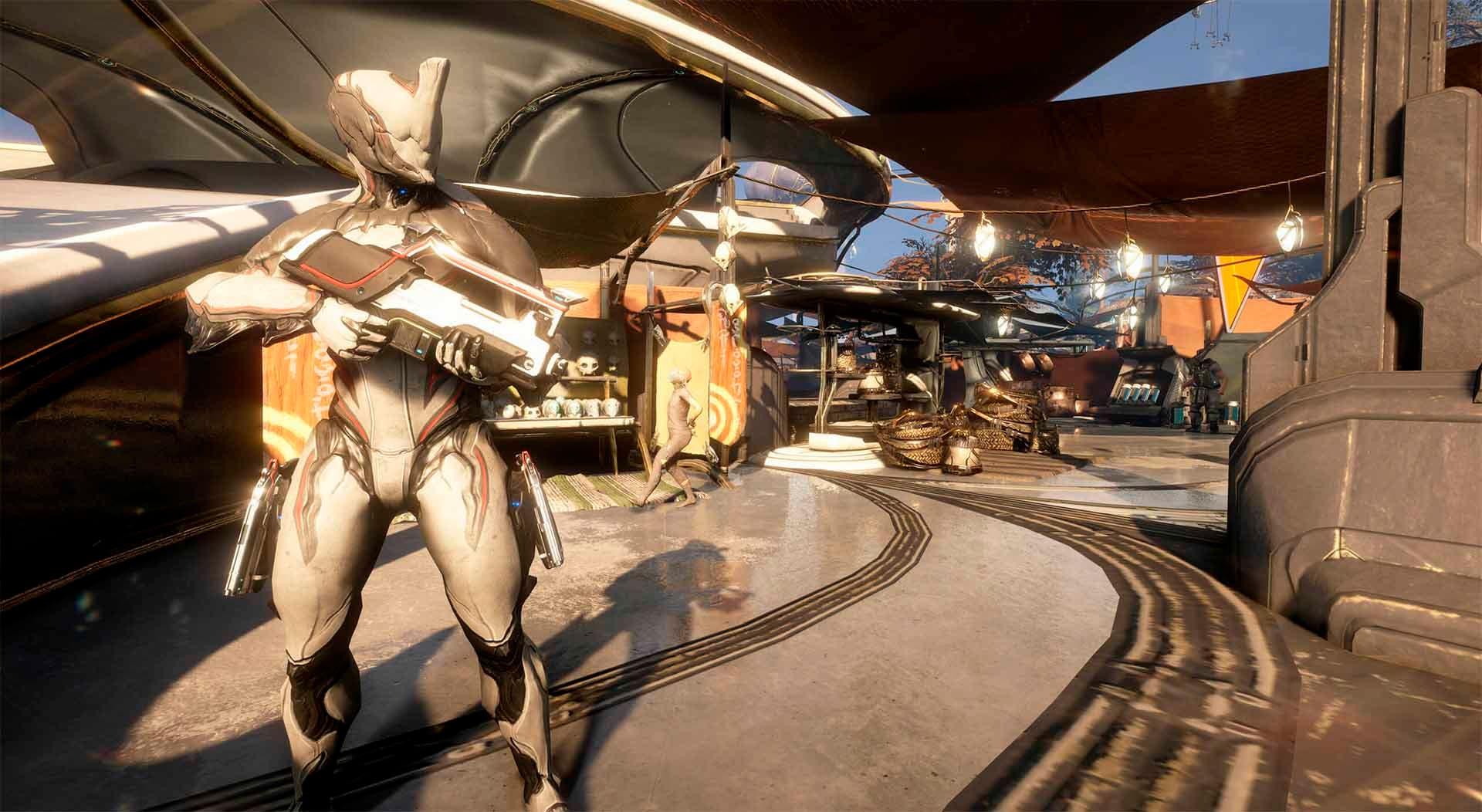 La versión optimizada de Warframe en Xbox Series X estaría a punto de llegar 2