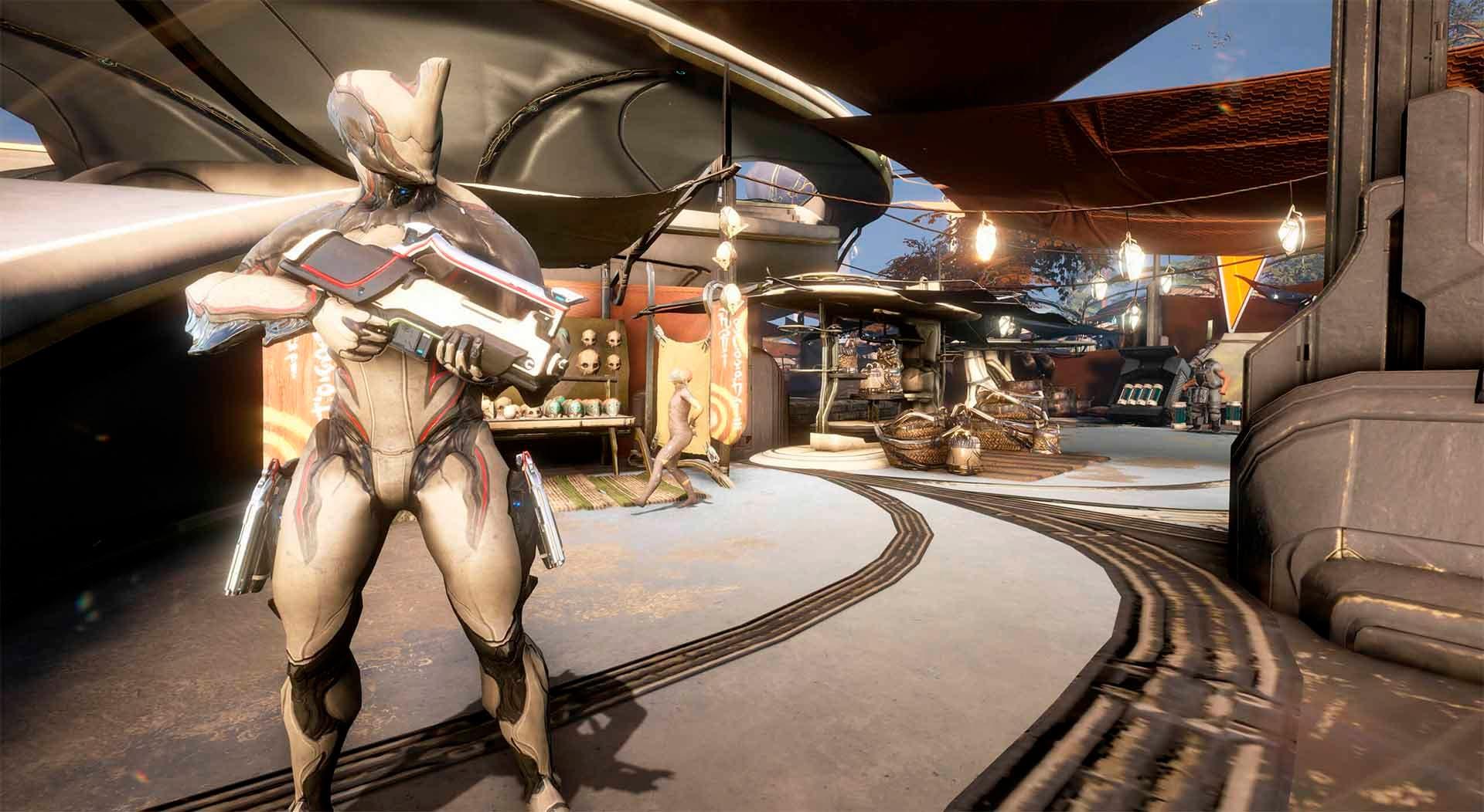 Detallan las mejoras que recibirá Warframe para Xbox Series X y se comparan versiones 5
