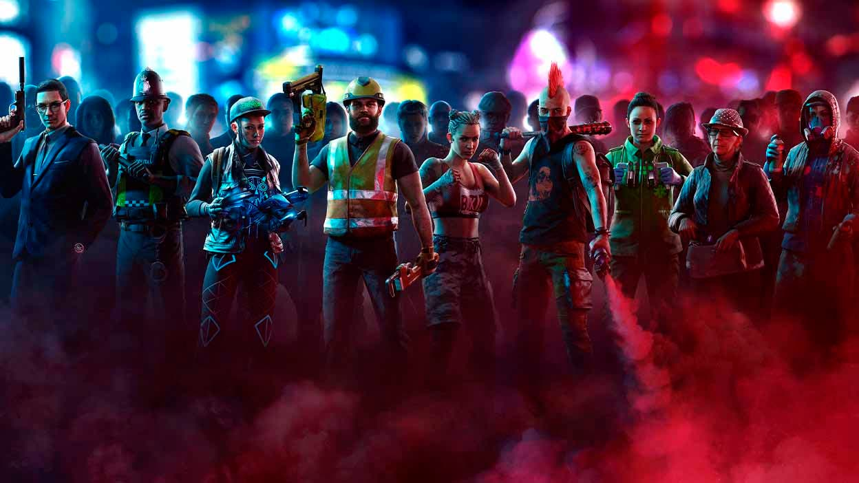 Watch Dogs Legion muestra el Ray Tracing en Xbox Series X 2