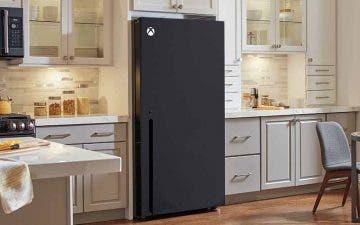 Microsoft sortea un frigorífico con forma de Xbox Series X y te contamos como participar 7