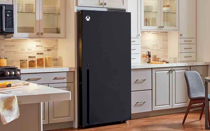 Microsoft sortea un frigorífico con forma de Xbox Series X y te contamos como participar 3