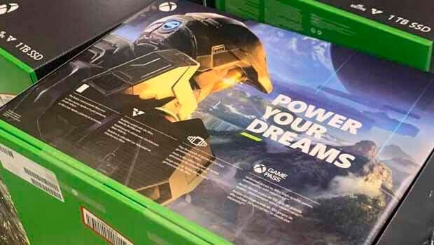 Enseñan la primera imagen de Xbox Series X llegando a las tiendas 1