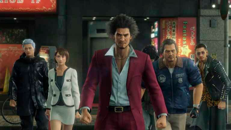 Yakuza: Like a Dragon muestra su gameplay en el último podcast de Xbox 1