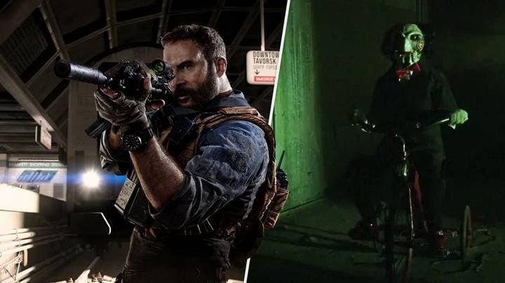 Call of Duty Warzone añade skins de La Matanza de Texas y SAW 1