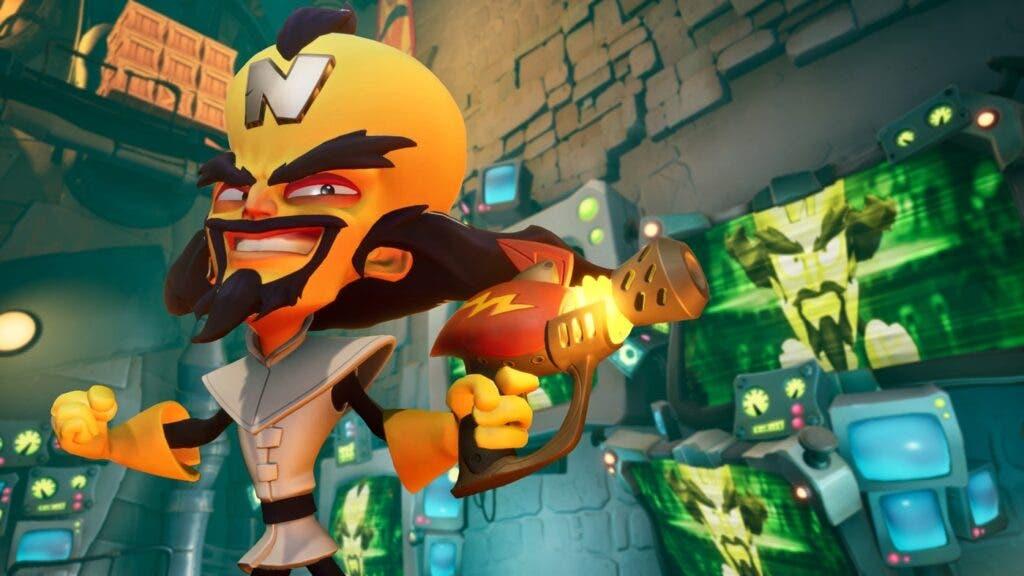 Comparan el rendimiento de Crash Bandicoot 4 It's About Time en Xbox Series X y PS5