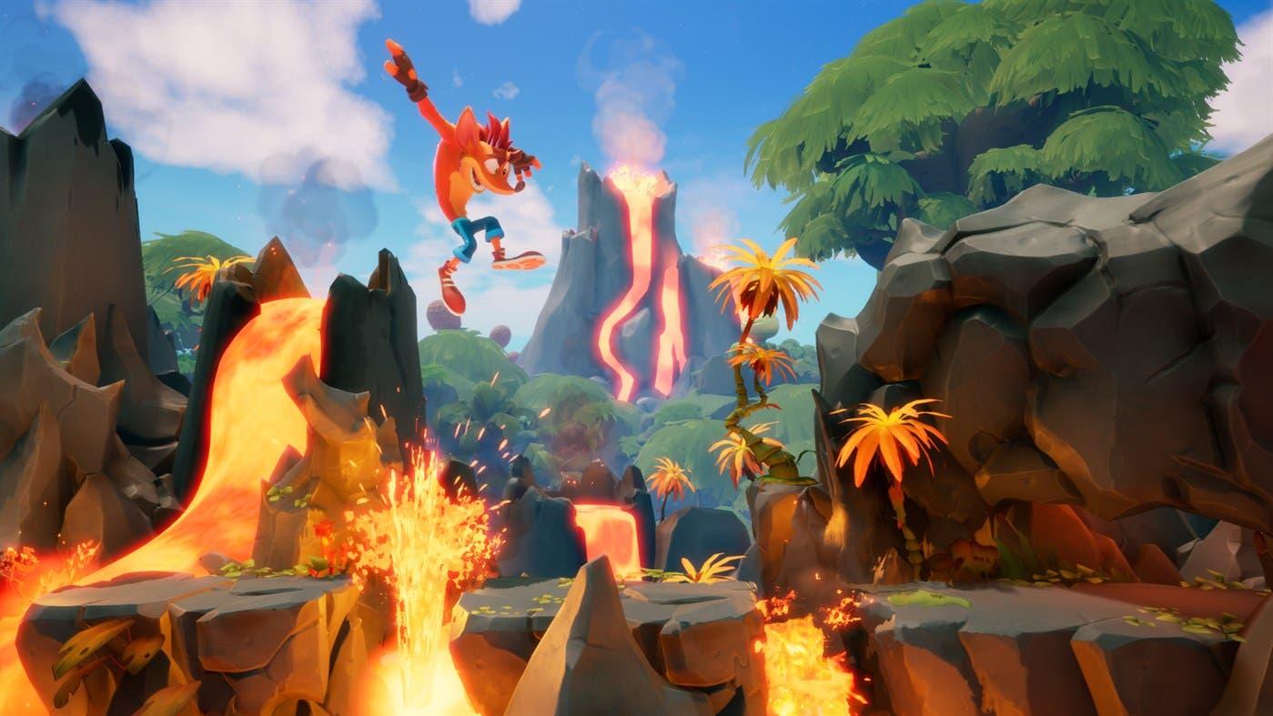 Análisis de Crash Bandicoot 4: It's About Time - Xbox One 5