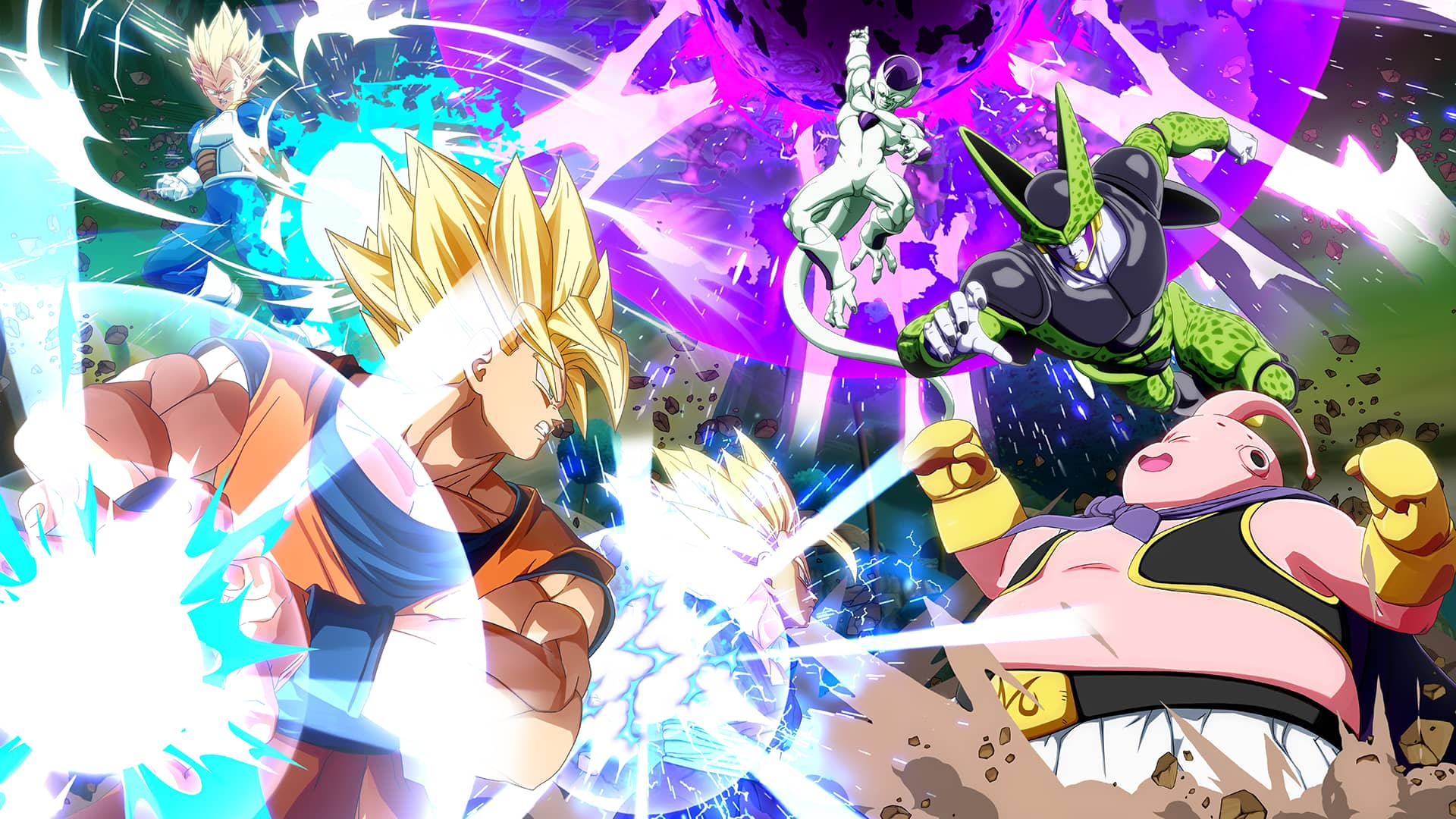 ¿Cuál es el mejor videojuego de Dragon Ball? Encuesta 4
