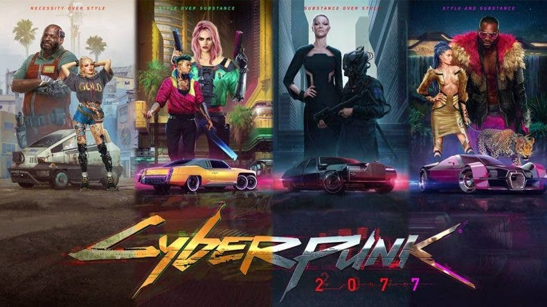 fecha para el próximo Night City Wire que se centrará en los vehículos de Cyberpunk 2077
