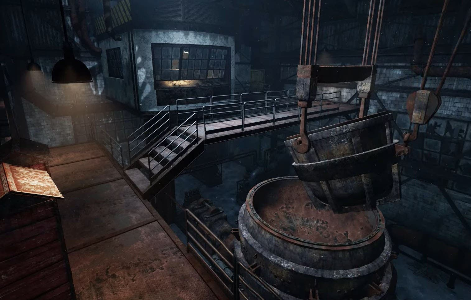 Dead by Daylight añade nuevos mapas con gráficos mejorados con su última actualización 6
