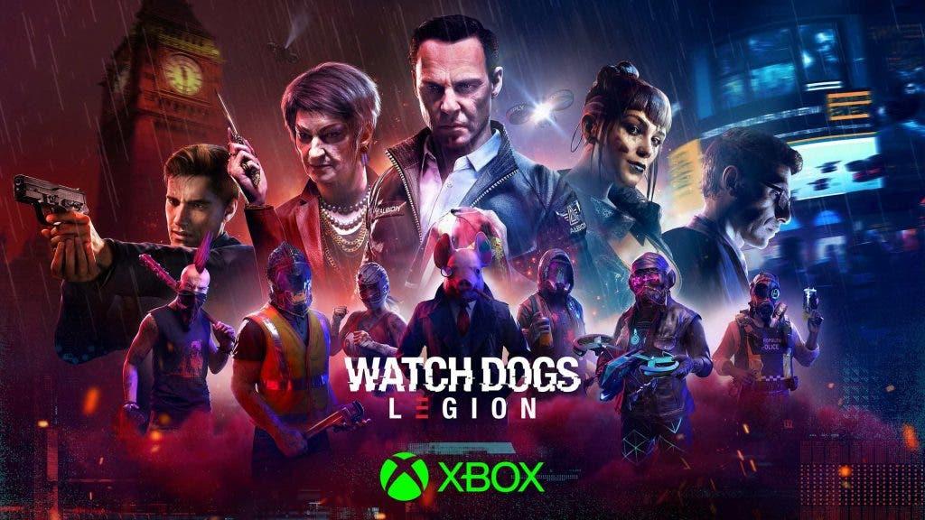 El multijugador de Watch Dogs Legion se lanza hoy