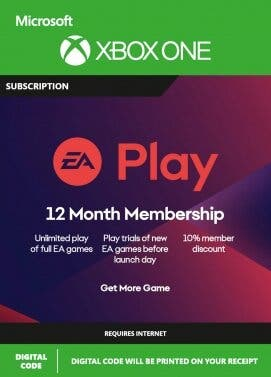 Gran oferta de 12 Meses de EA Play para Xbox One 2