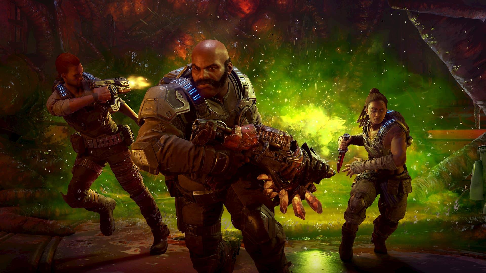 La trama de Gears 5 se expandirá con un nuevo DLC a finales de año 2