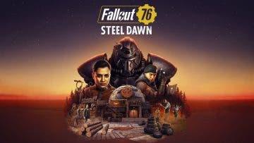 Fallout 76 presenta el teaser de Steel Dawn